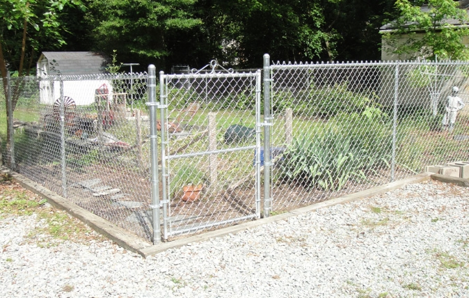 Chain Link Fencing - Dickerson Fencing Durham, NC
