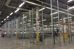 Partitions & Enclosures - Dickerson Fencing Durham, NC