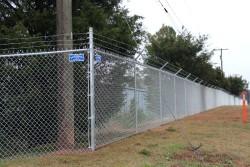 Perimeter Fencing - Dickerson Fencing Durham, NC